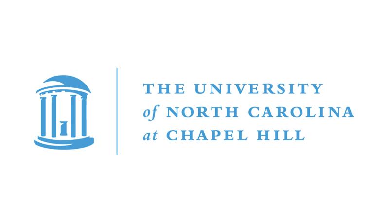 Logo University of North Carolina Chapel Hill