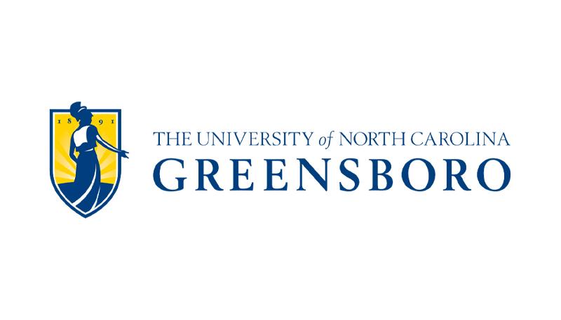 Logo University of North Carolina Greensboro
