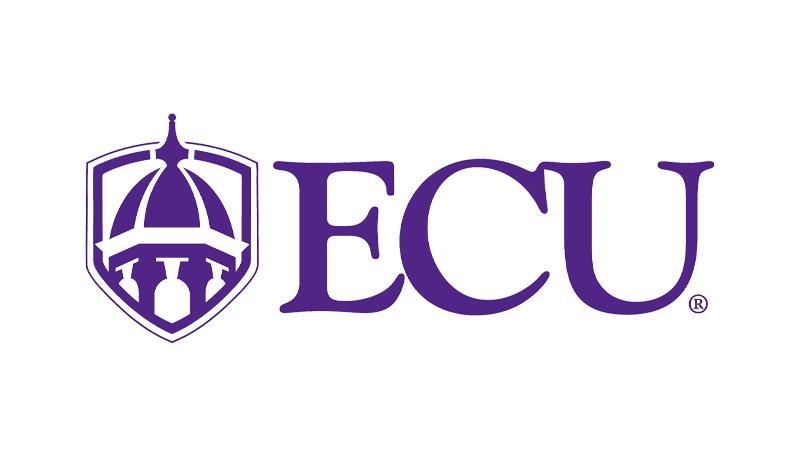 Logo East Carolina University
