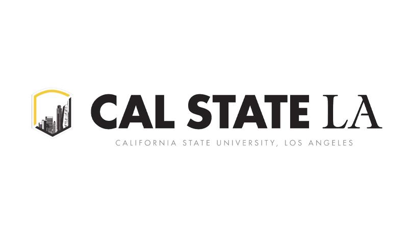 Logo CSU LA